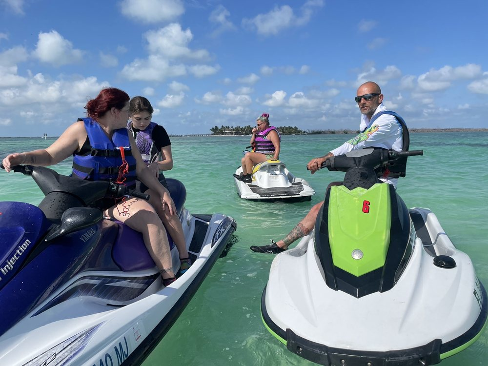 Wahoo Watersports In The Florida Keys: 183 Barry Ave, Little Torch Key, FL