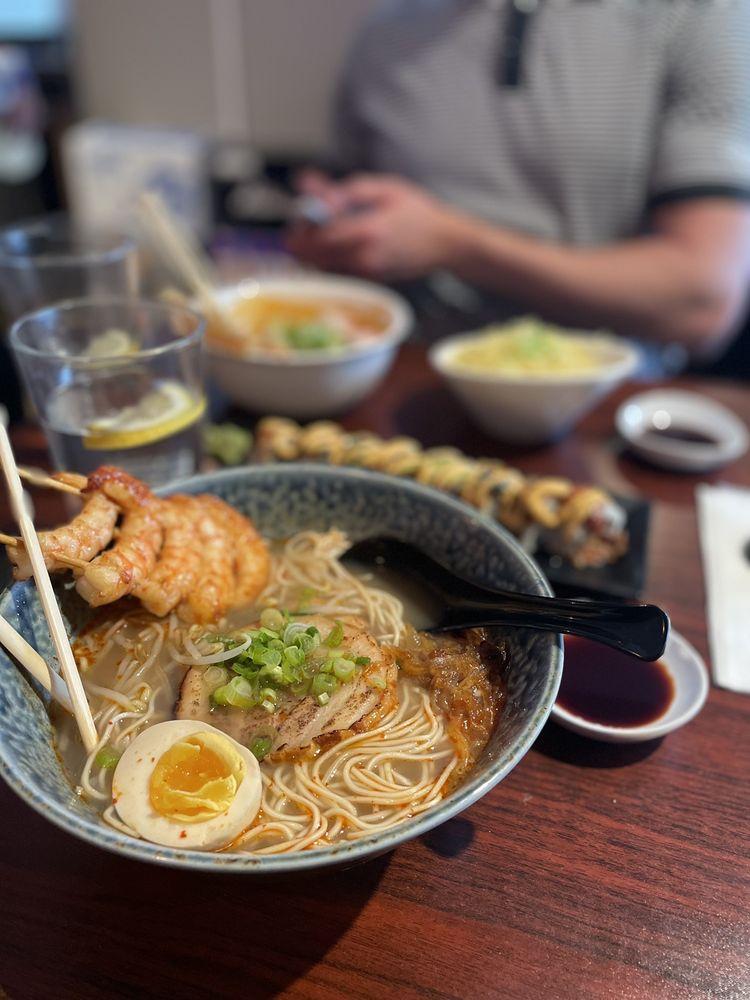 Tamashi Ramen and Sushi: 2518 W Holcombe Blvd, Houston, TX