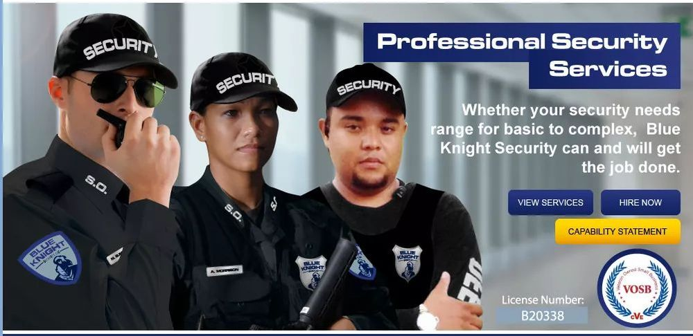 Blue Knight Security