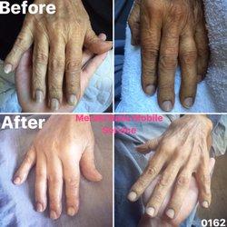 Meraki Nails Mobile Service - (New) 393 Photos - Nail