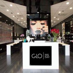 Photo Of Glo Nail Bar Newport Beach Ca United States Salon Reception