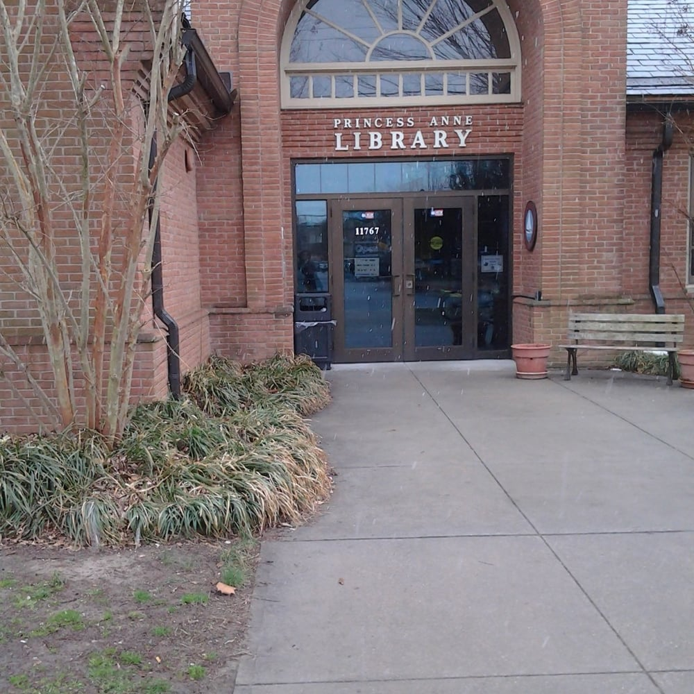 Somerset County Library: 11767 Beechwood St, Princess Anne, MD