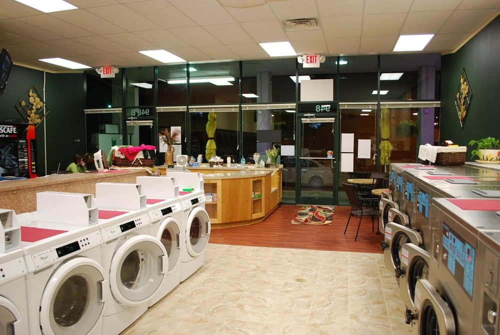 college laundromat Our fixed-rate laundry plans entitle you to weekly pick-up & delivery we sort it,  wash it, dry it, and fold it just like you would we use premium laundry detergents .