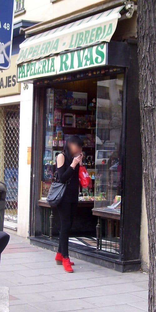 Rivas material de oficina calle de santa engracia 36 for Oficinas ups madrid