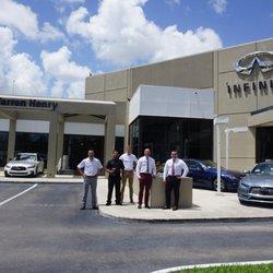 Warren Henry INFINITI Photos Reviews Car Dealers - Infiniti dealerships florida