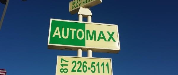 automax in arlington