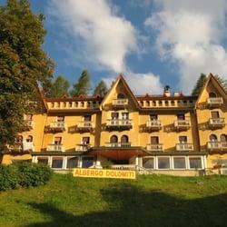 Albergo dolomiti hotels via privata dolomiti pieve di cadore belluno italy restaurant - Hotel giardino pieve di cadore ...