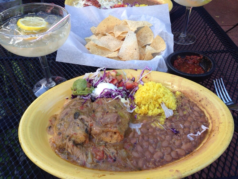 Best Mexican Food In Manitou Springs Co