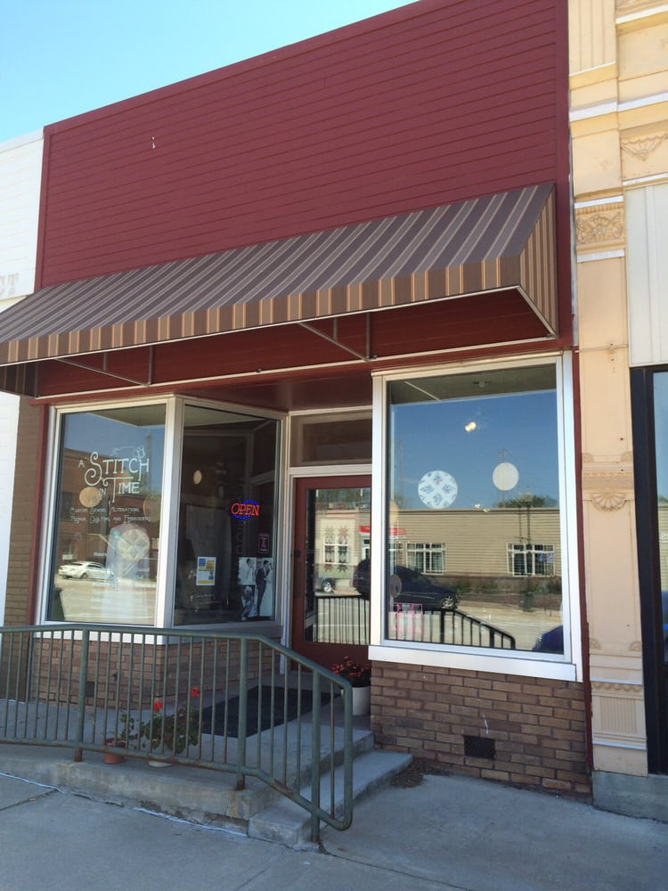 A Stitch In Time: 420 Main St, Malvern, IA
