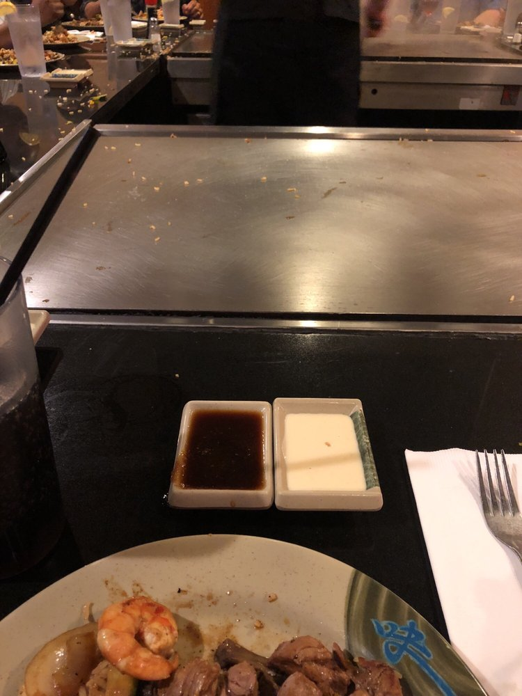 Sai Gai Traditional Japanese Steak House and Sushi Bar: 7521 Granby St, Norfolk, VA