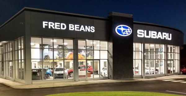 Fred Beans Subaru >> Fred Beans Subaru 854 N Easton Rd Doylestown Pa Auto Dealers Mapquest