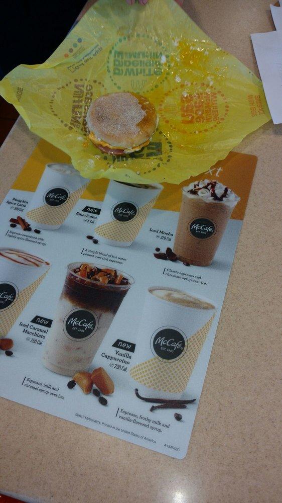 McDonald's: 420 Southeast Ave, Columbus, KS