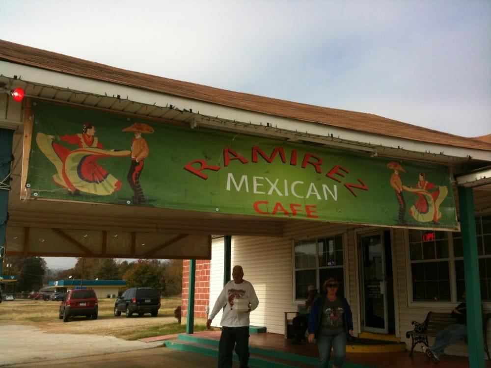 Ramirez Mexican Food: 13525 State Hwy 64 E, Tyler, TX