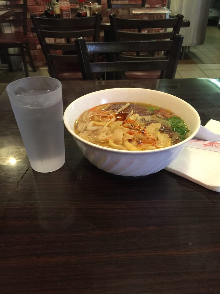 Guilin soup noodle yelp for Asian cuisine athens al