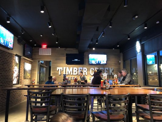 Timber Creek Pizza Pub & Grill - 67 Photos & 78 Reviews