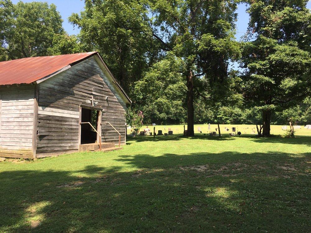 Oak Grove Cemetery: 218 N Battlefield Dr, Mountain Home, AR