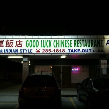 Good Luck Chinese Restaurant Scarborough On