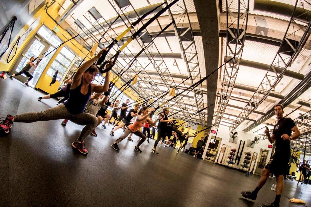 Trx training center 40 fotos y 222 rese as gimnasios for Gimnasio pacific
