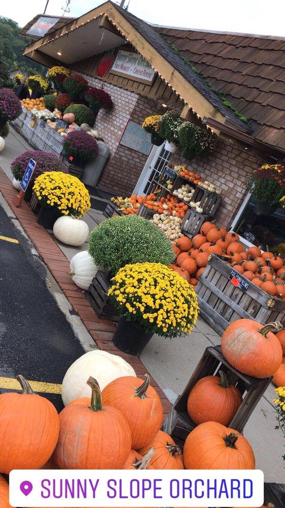 Yoder's Sunny Slope Orchard: 14960 Millersburg Rd SW, Navarre, OH
