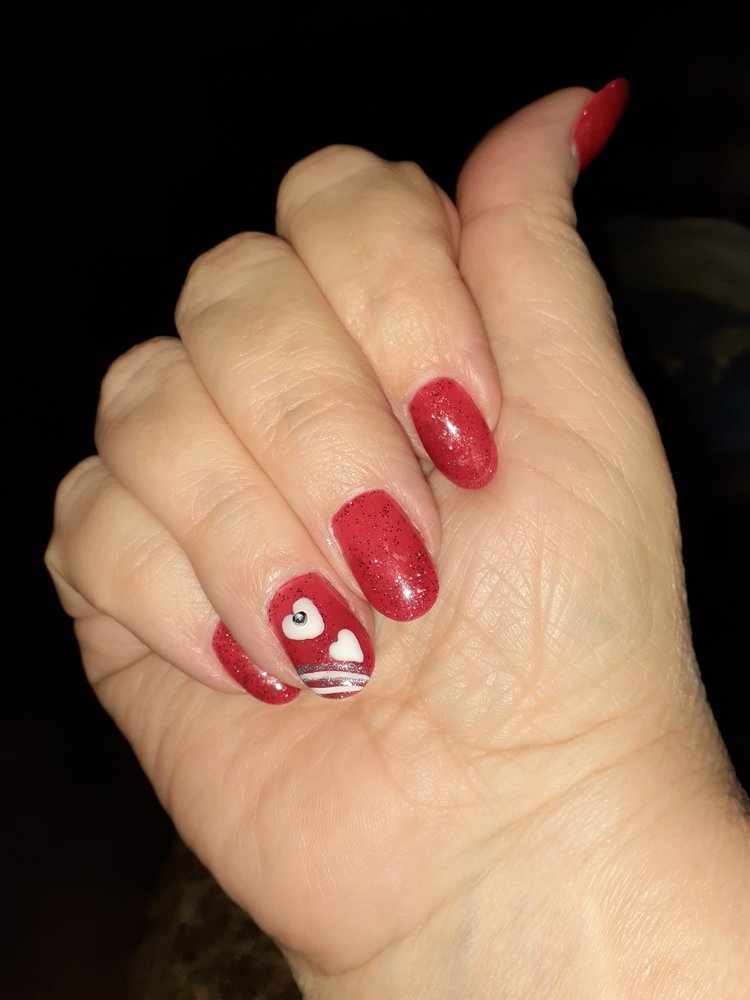 Top Nail: 709 N Russell St, Marion, IL