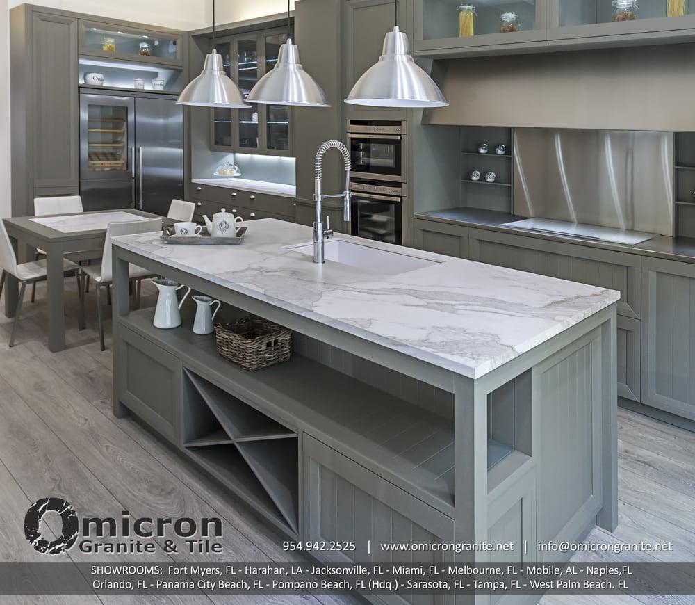 Omicron Granite & Tile - Baumarkt & Baustoffe - 6700 NW 77th Ct ...