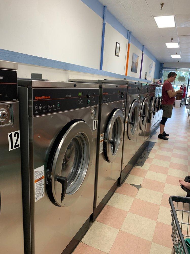 Little River Laundromat: 1699 Hwy 17, Little River, SC
