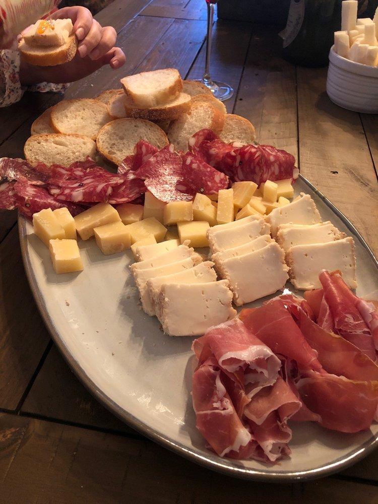 Food from Salumeria Oro Fino
