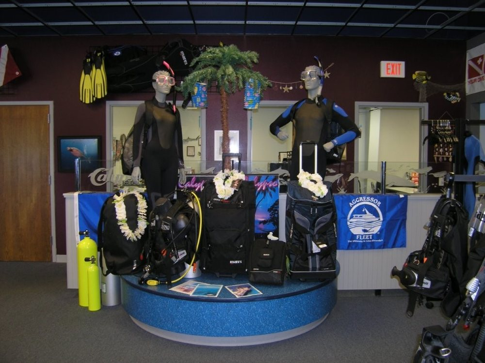 Calypso Scuba & Ski-the Dive Shop: 1840 N Range Line Rd, Joplin, MO