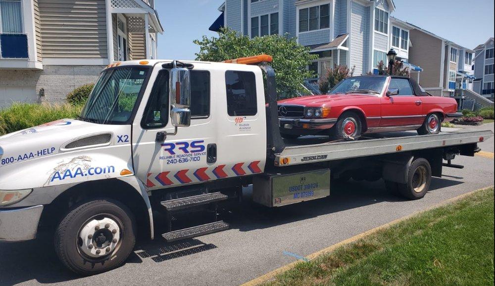 Reliable Roadside Service: Crofton, MD