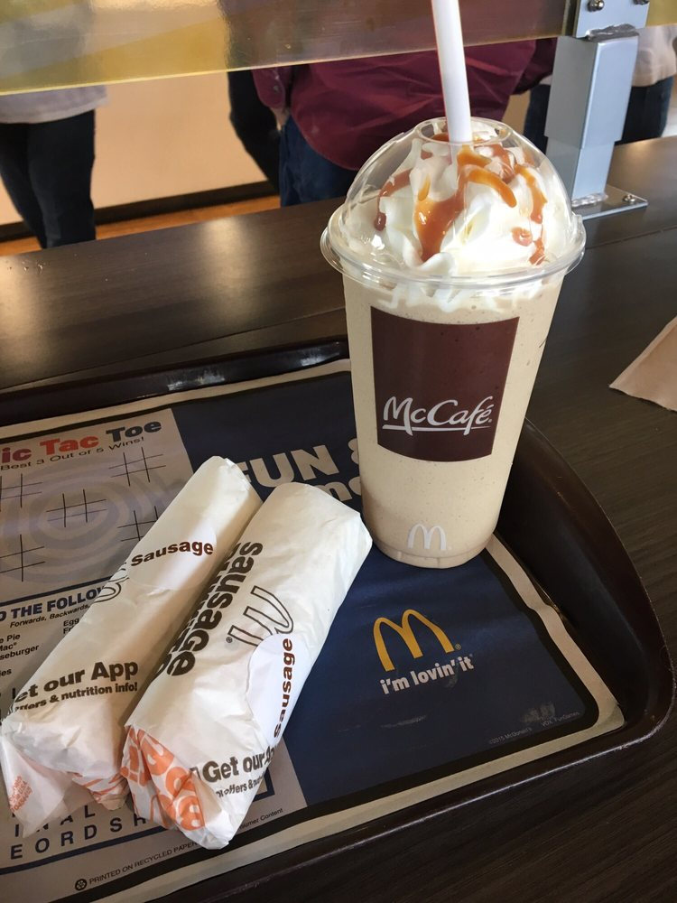 McDonald's: 1435 S Fossil, Russell, KS