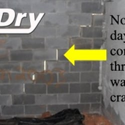 Photo Of B Dry Waterproofing Baltimore Linthi Heights Md United States