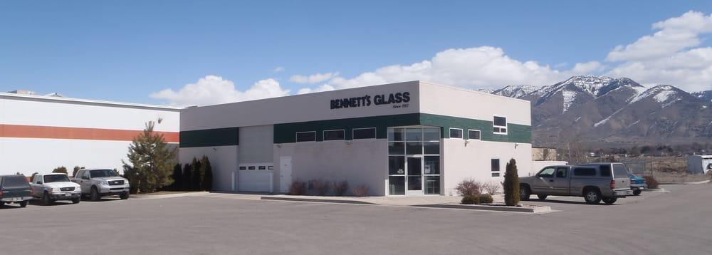 Bennett's Glass: 1968 N Main St, Logan, UT