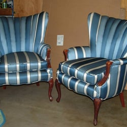 Photo Of Elite Upholstery U0026 On Site Repair   Mesa, AZ, United States.  Classic Channelback Chairs
