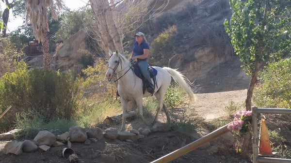 Sweetwater Movieland Ranch Horseback Riding 32500 Agua