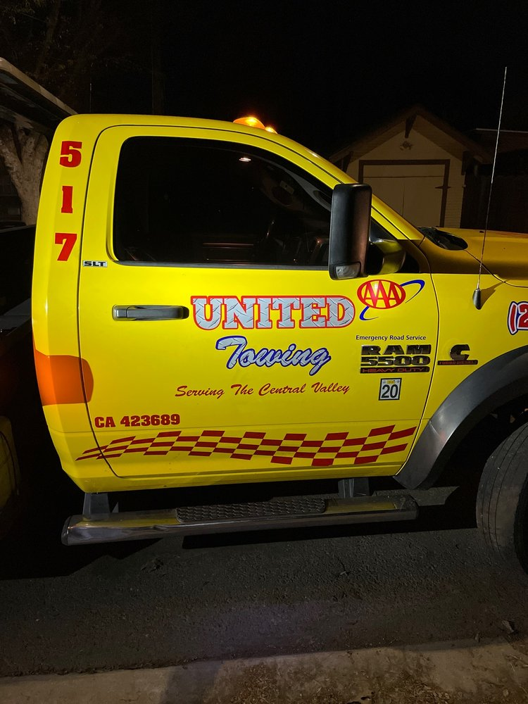 Towing business in Modesto, CA