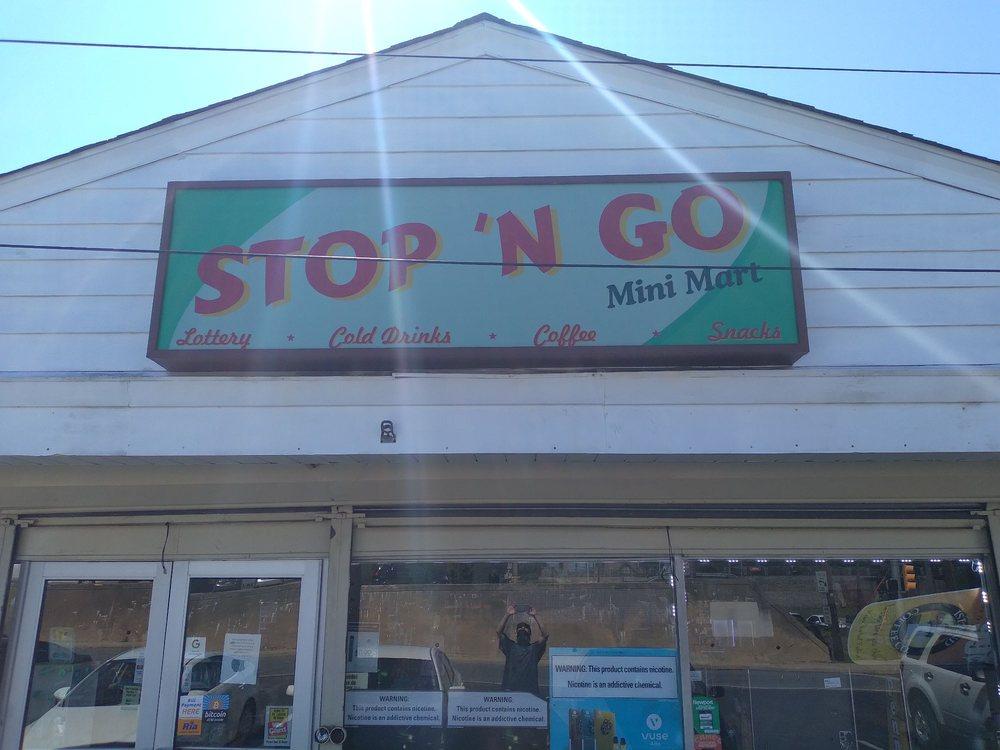 Stop n Go Mini Mart: 5 Springfield Rd, Aldan, PA