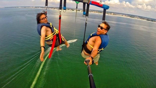 Gators Parasail: 209 Boardwalk Pl E, Madeira Beach, FL