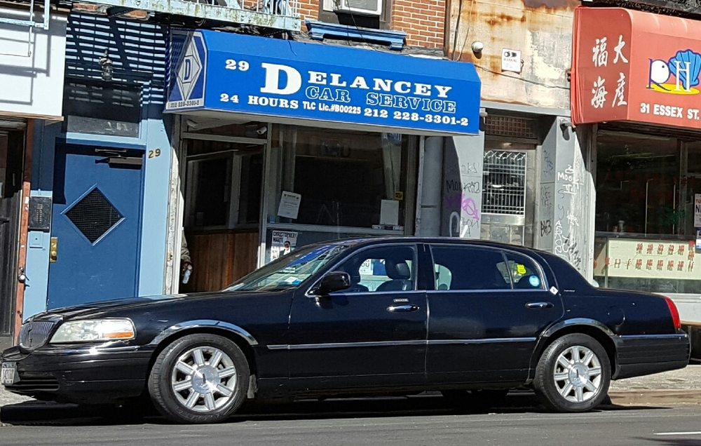 Delancey New York Car Service