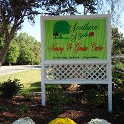 Photo Of Southern Styles Nursery U0026 Garden Ctr   Charlotte, NC, United  States ...