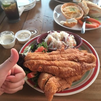 Dead end saloon fish factory 57 photos 87 reviews for Oak city fish and chips menu