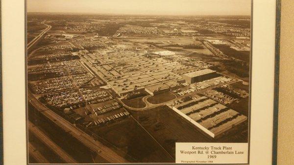 Ford Louisville Ky >> Ford Motor Co Kentucky Truck Plant 3001 Chamberlain Ln