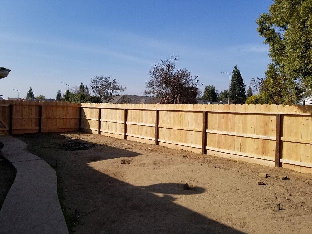 The Fence Company: 10949 S Fruit Ave, Fresno, CA