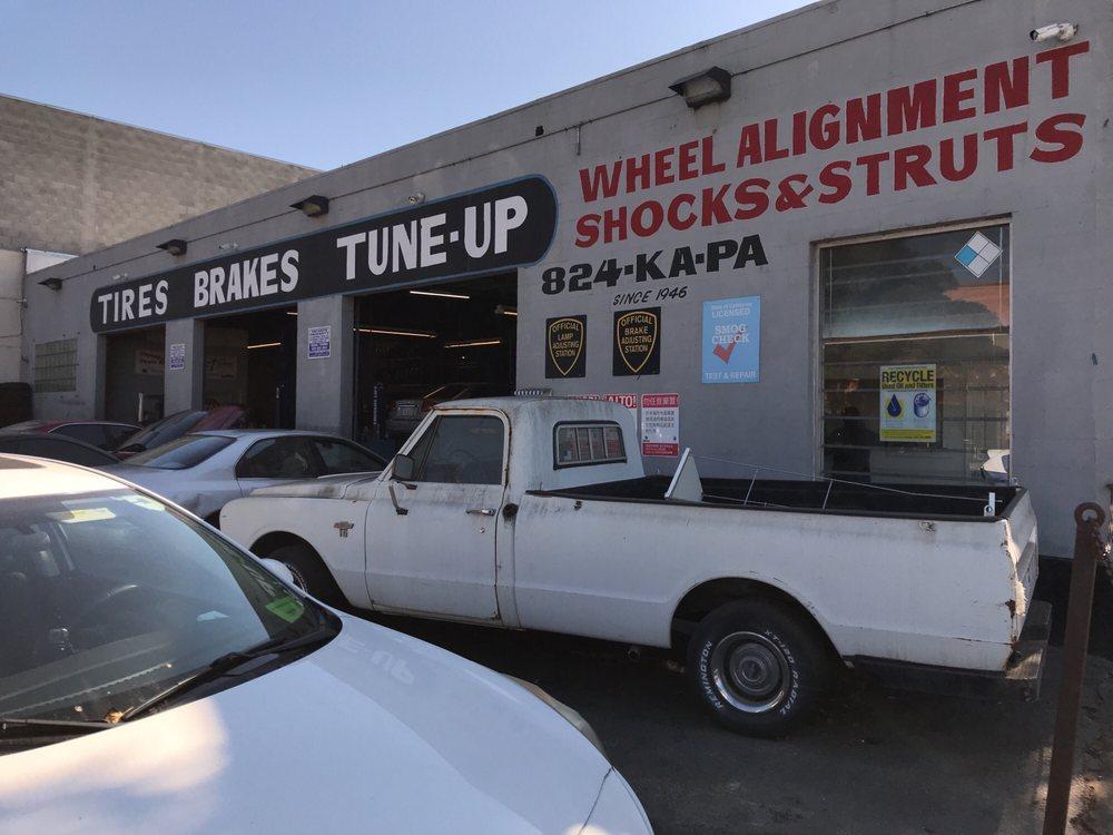Ka-Pa Tire & Auto Services