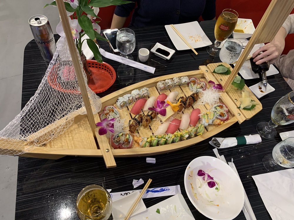 Sam's Sushi: 7210 US Hwy 19 N, Pinellas Park, FL