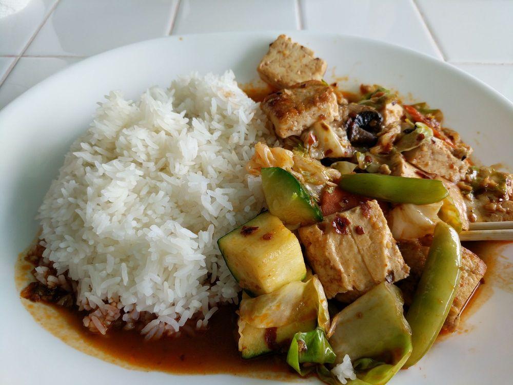 Food from Jolene's Thai Cuisine