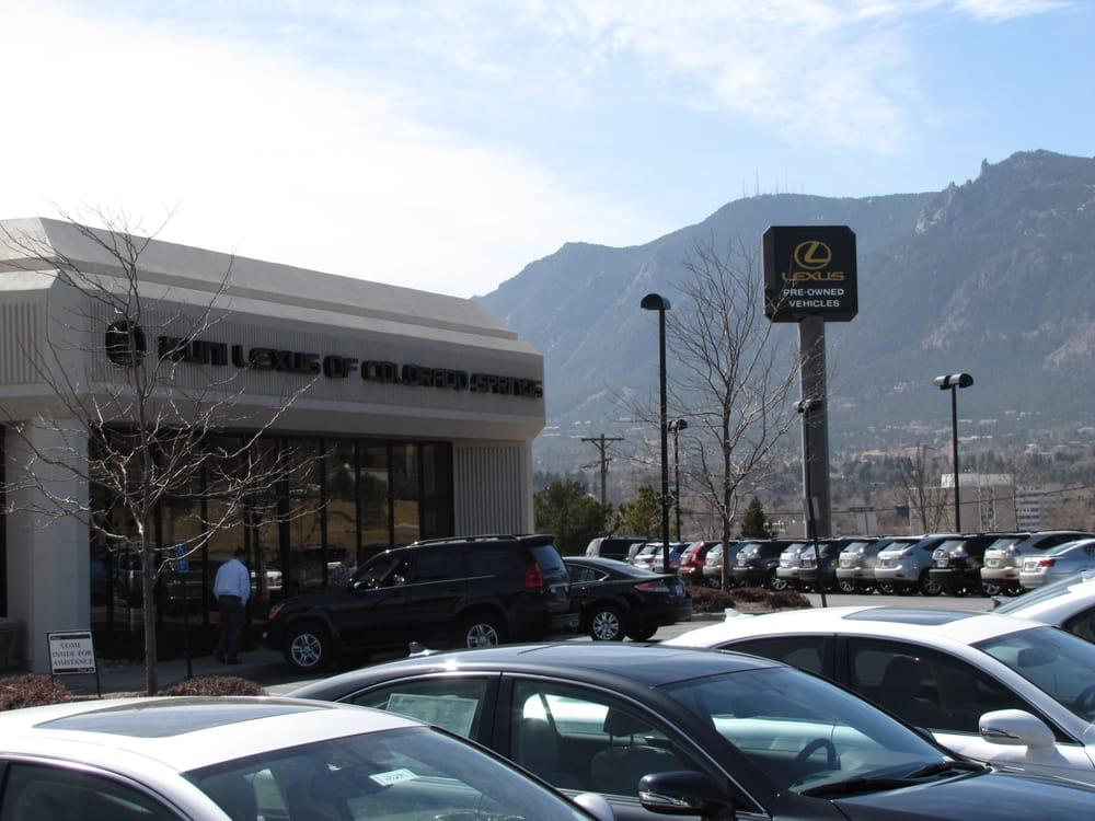 lexus of colorado springs 19 reviews car dealers 604 auto heights colorado springs co. Black Bedroom Furniture Sets. Home Design Ideas