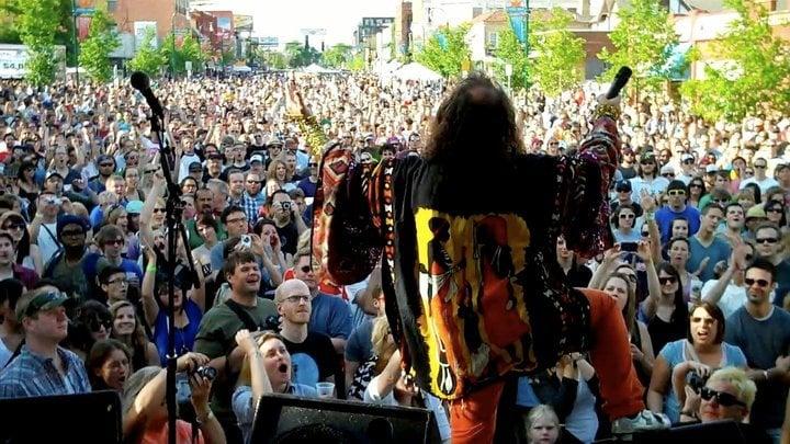 Lyn Lake Street Festival