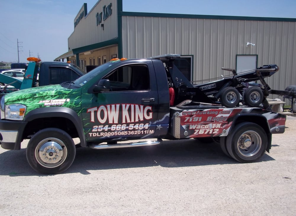 Towing business in Gatesville, TX