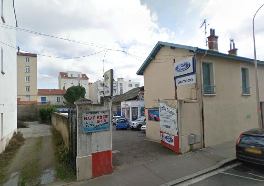Garage caillon r paration auto 21 rue du professeur for Garage gacon lyon 3
