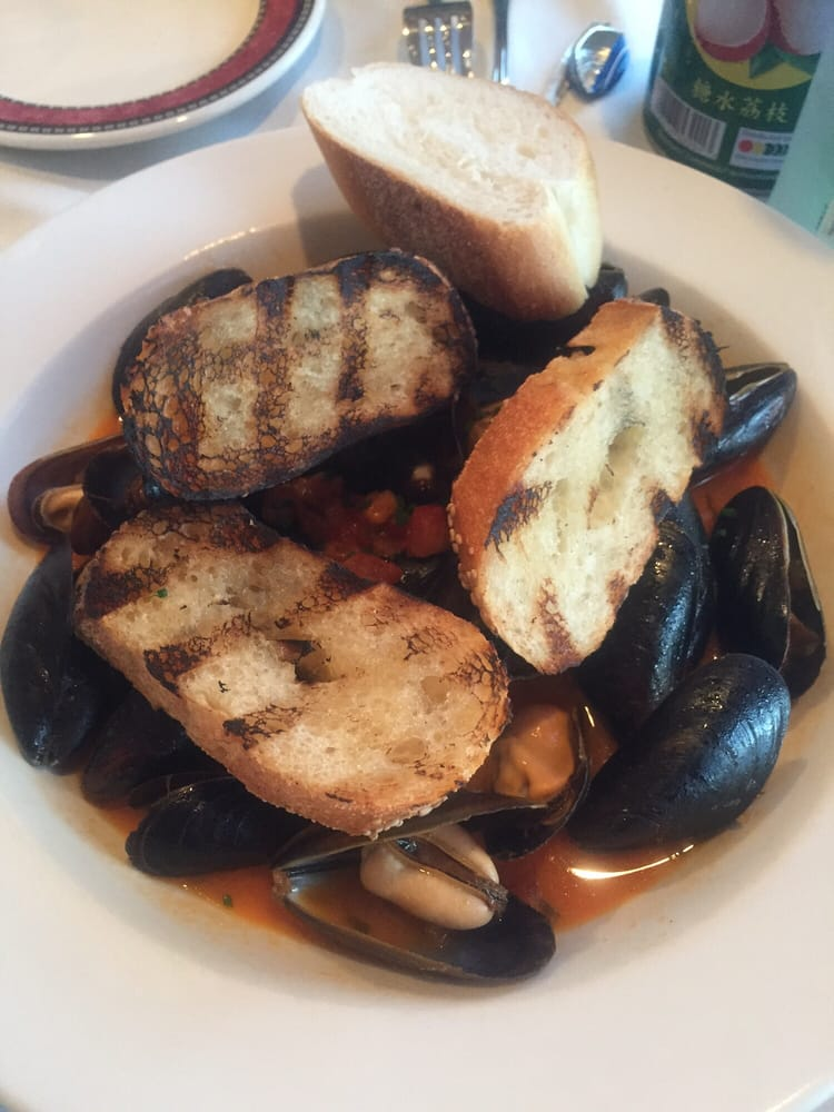 Mussels yelp for One fish two fish restaurant
